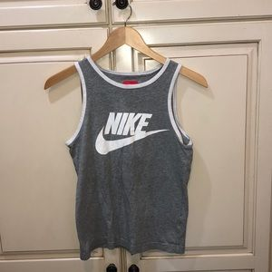 Nike tech tank top